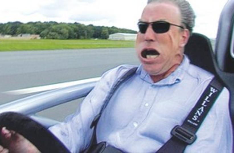 Top Gear (photo credit: BBC)