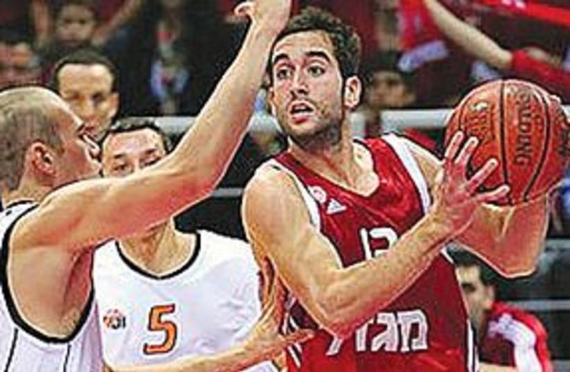 hapoel jerusalem 311 (photo credit: (FIBA EUROPE website))