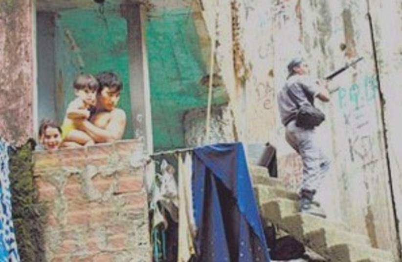brazilian favela 298.88 (photo credit: AP [file])