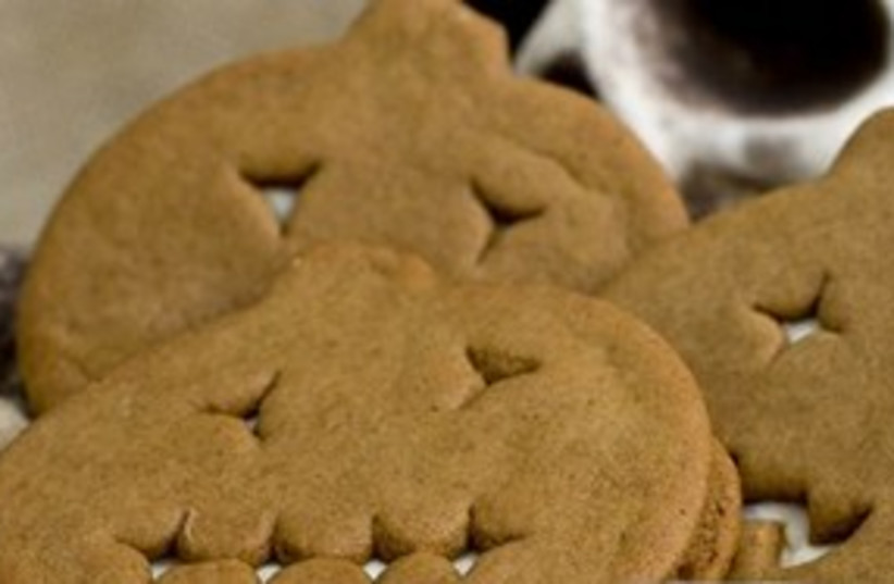 Pumpkin Cookie 311 (photo credit: ASSOCIATED PRESS)
