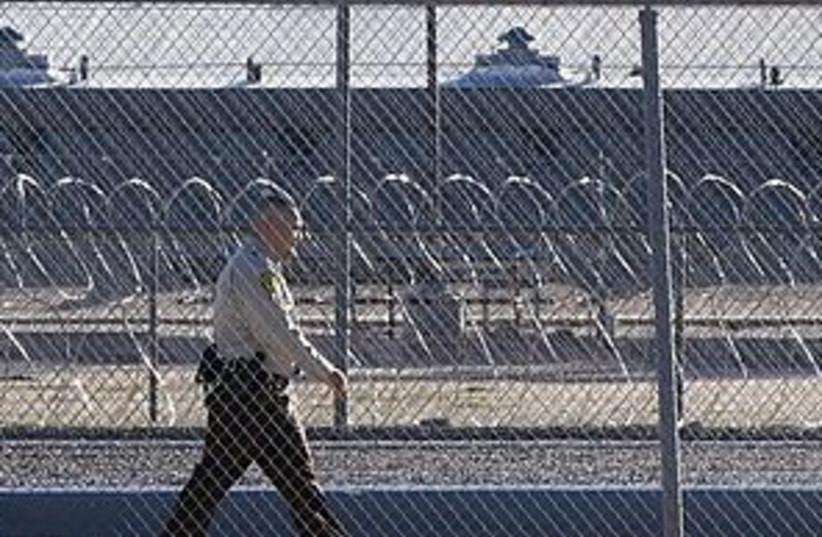 arizona jail_311 (photo credit: ASSOCIATED PRESS)
