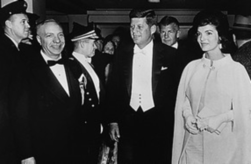 John F. Kennedy (photo credit: National Park Service/National Archives)