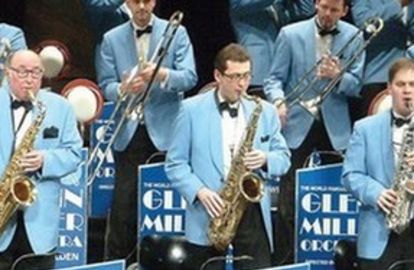 Glenn Miller Orchestra 311 (photo credit: Courtesy)