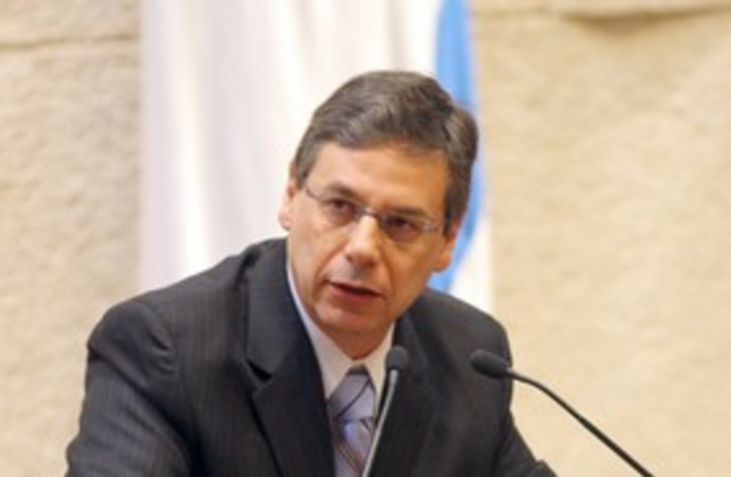 Danny Ayalon 311 (photo credit: Courtesy)