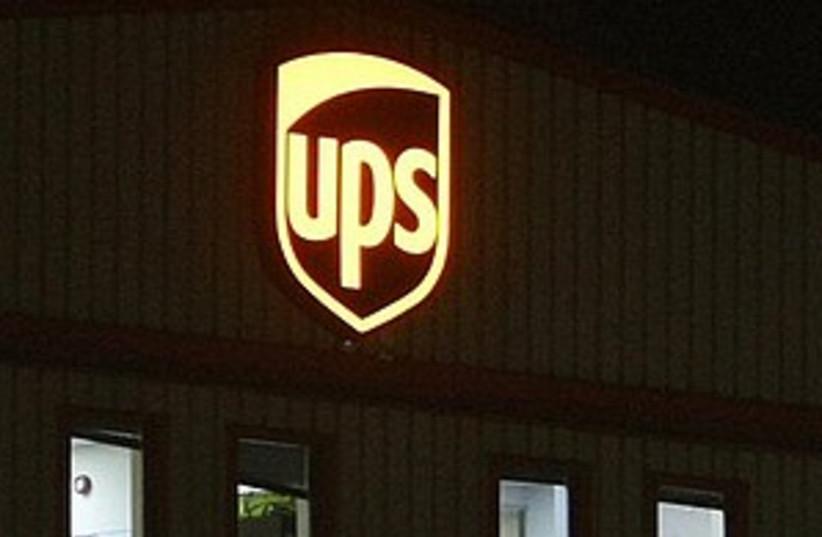 UPS_311 (photo credit: ASSOCIATED PRESS)