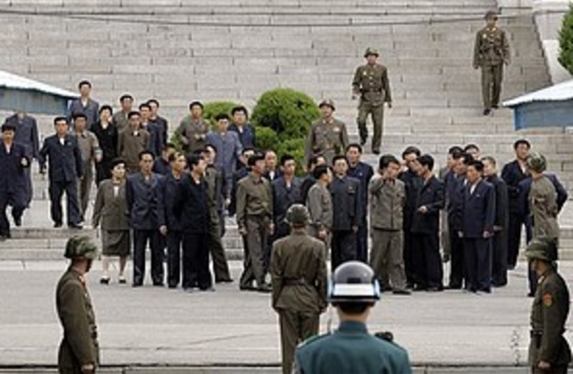 north korea_311 (photo credit: ASSOCIATED PRESS)