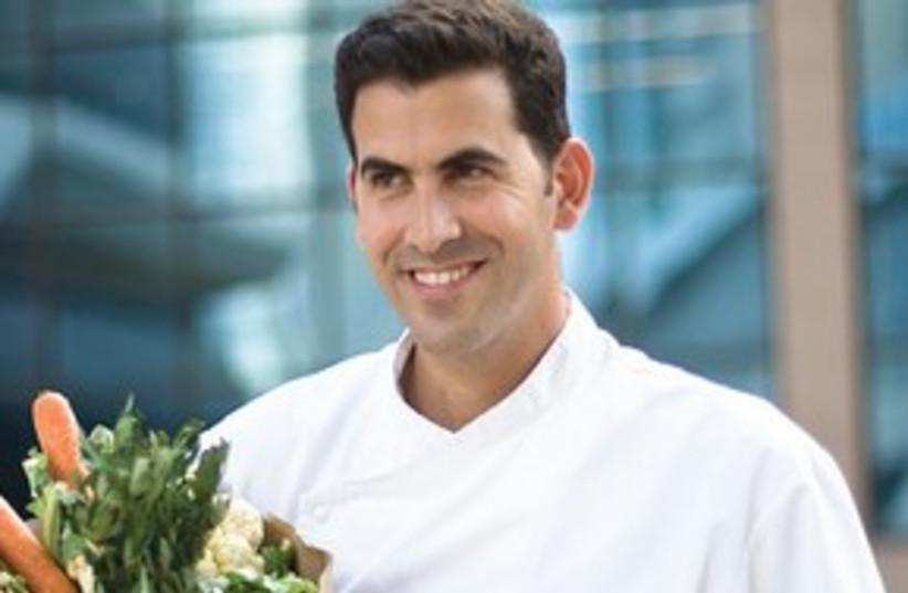 311_ Chef Moshe Segev (photo credit: Anatoly Michaelo)