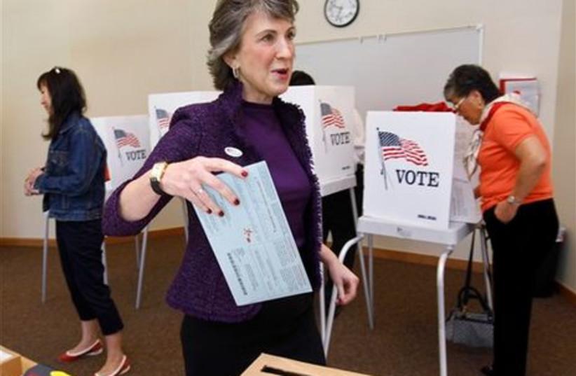California Republican Senate Carly Fiorina