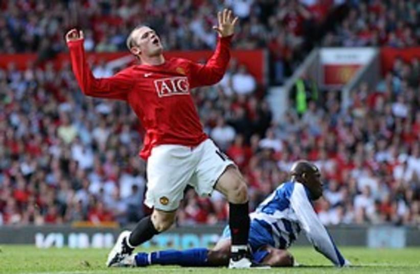 Wayne Rooney 298.88 (photo credit: AP)