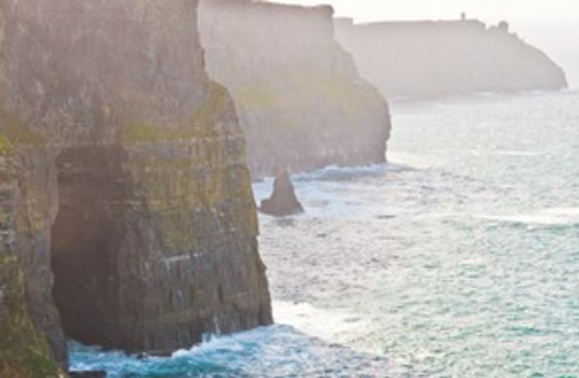 Irish coast, Ireland 311 (photo credit: Courtesy Nathan Ginsbury)