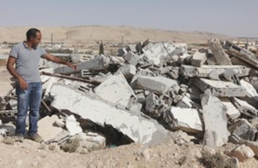 Beduin village 311 (photo credit: Courtesy)