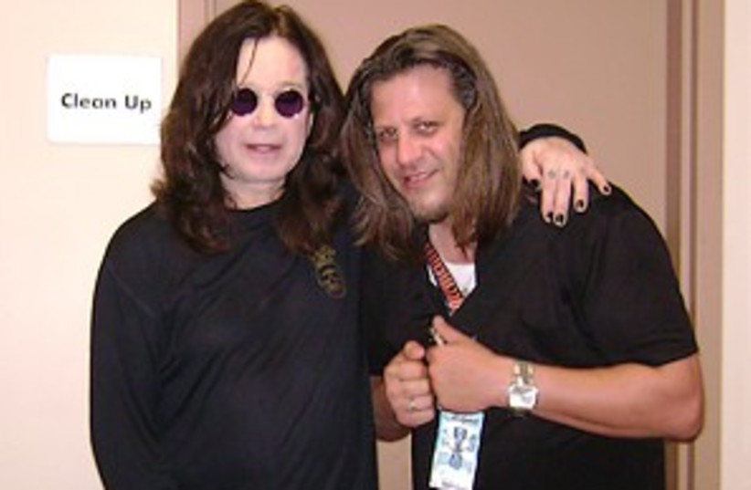 brett and ozzy (photo credit: )