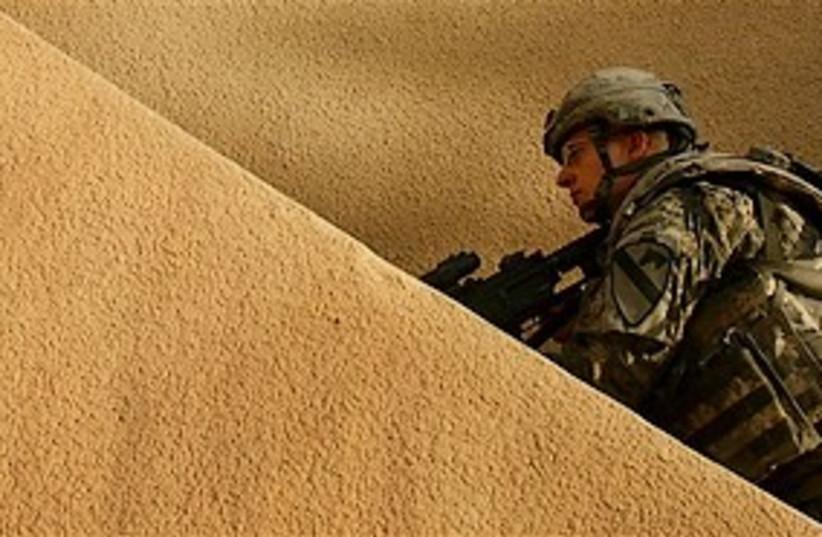 US troops 298.88 (photo credit: AP)