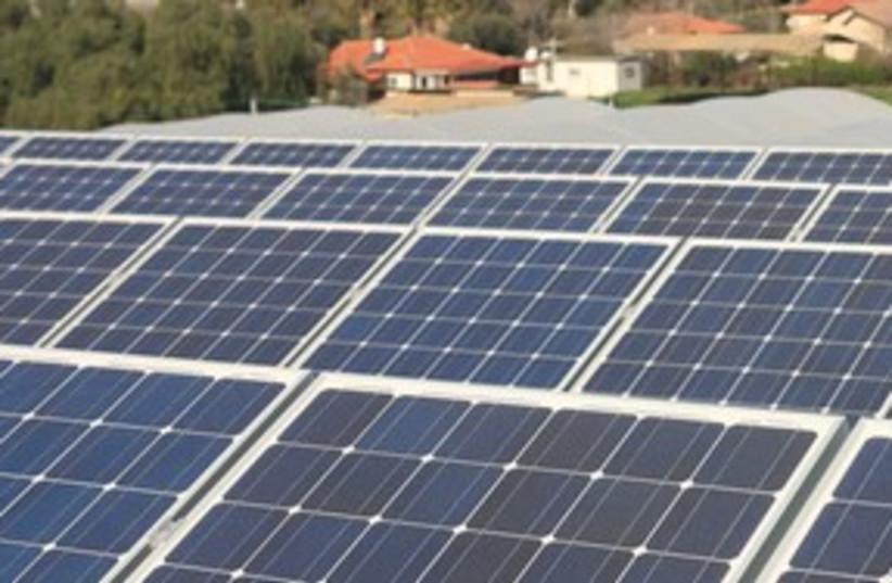 311_solar panels (photo credit: Courtesy of Friendly Energy)