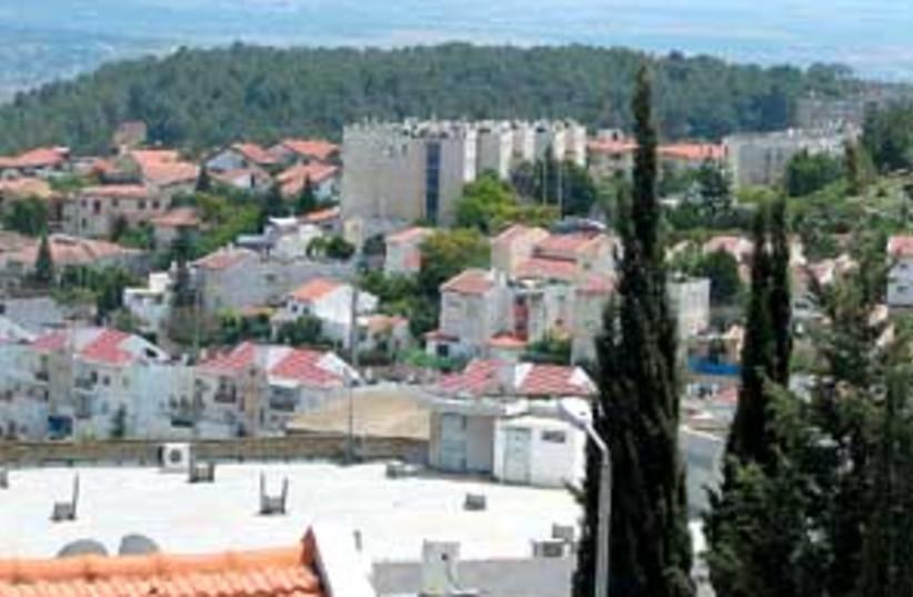 nazareth real estate 298 (photo credit: David Zeitler)