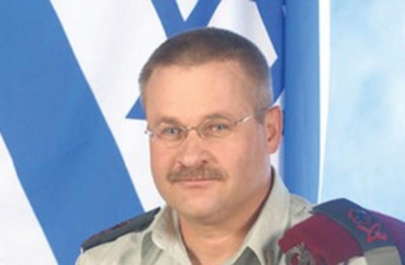 Ziv 311 (photo credit: IDF Spokesperson)