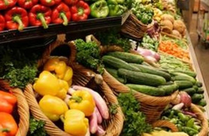 vegetables 311 (photo credit: ASSOCIATED PRESS)