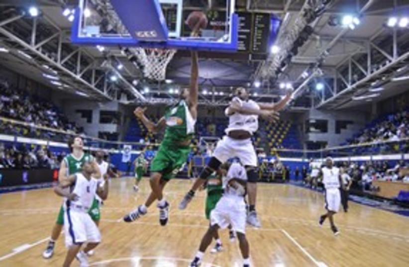 Maccabi Haifa 311 (photo credit: Maccabi Haifa website)