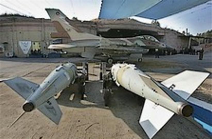 IAF planes 298.88 (photo credit: AP)