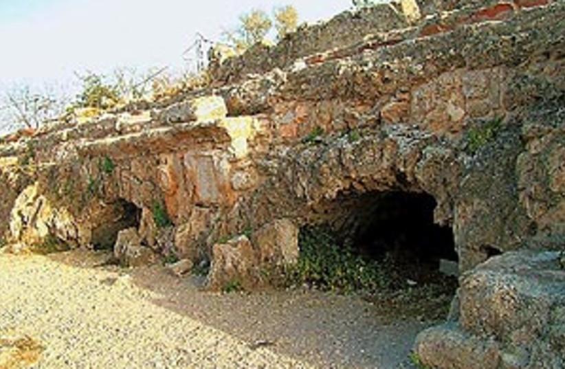 Caesarea (photo credit: JACOB SOLOMON)