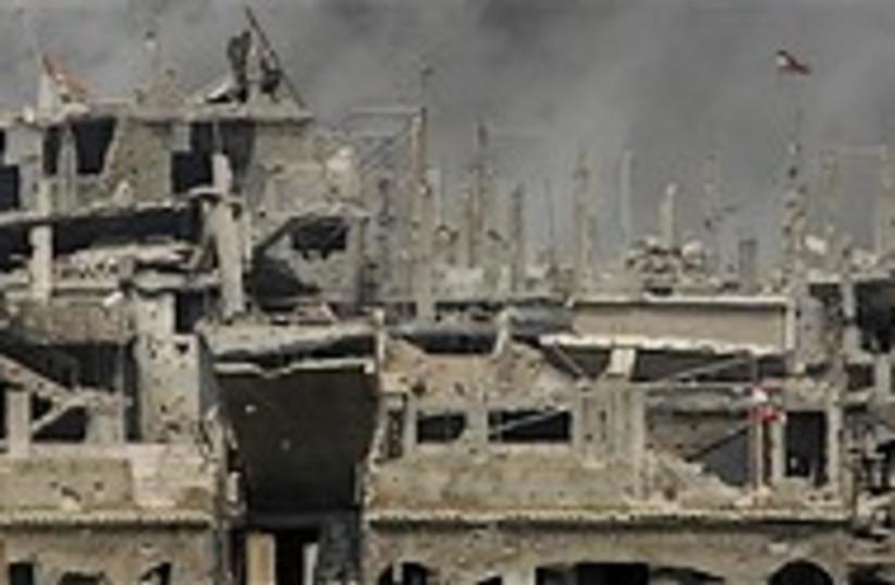 Lebanon clashes 298.88 (photo credit: AP)