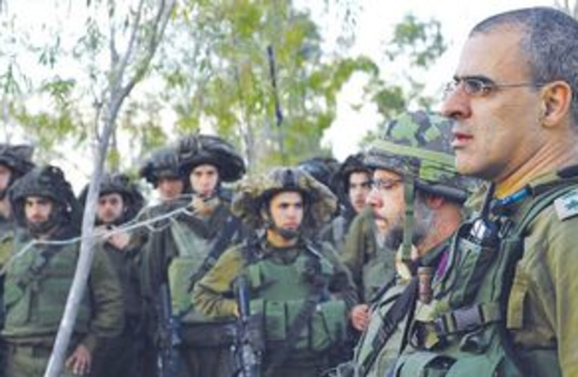 Col. Ilan Malka 311 (photo credit: IDF )