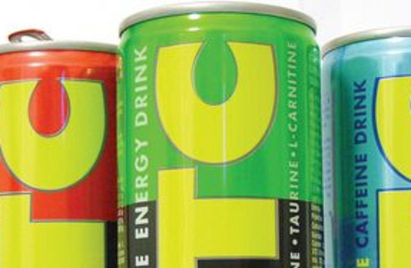 Energy drink cans 311 (photo credit: Courtesy)