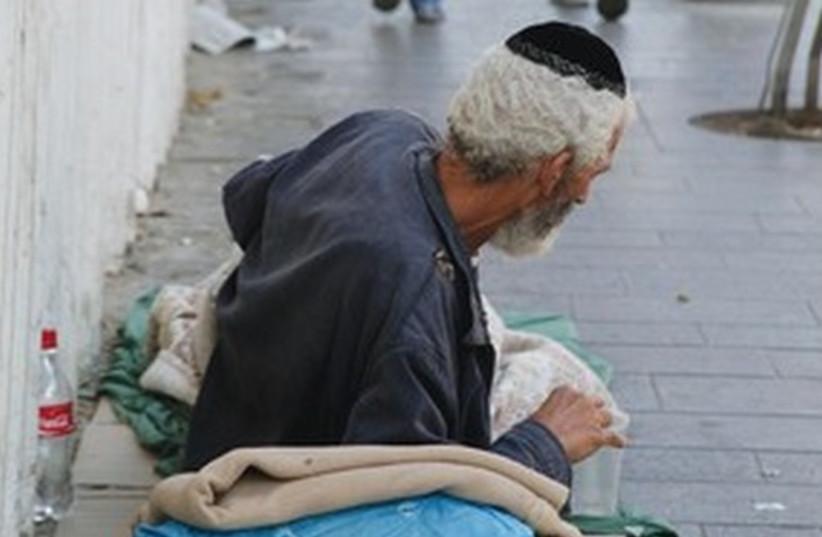 Marc Israel Sellem (photo credit: Poverty 521)