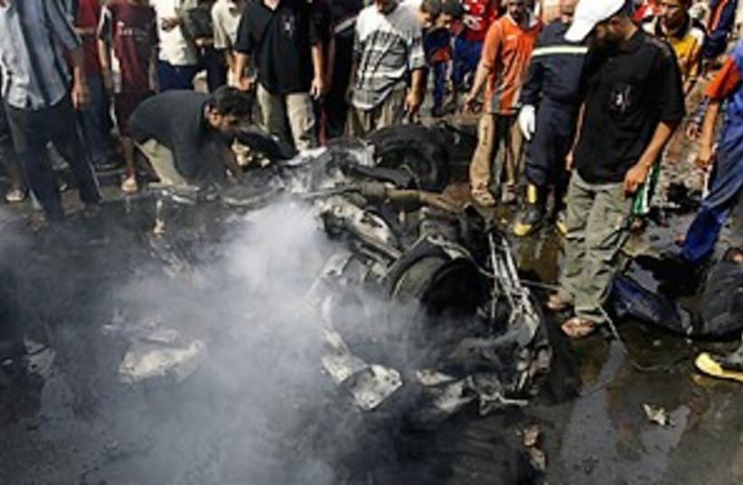 baghdad bomb 298.88 (photo credit: AP)