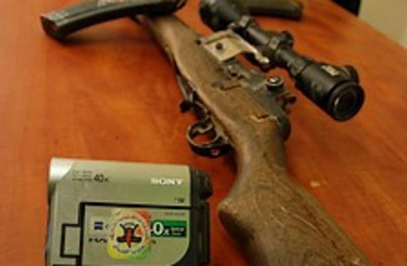 Gaza weapons 298.88 (photo credit: IDF )