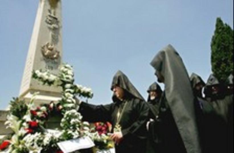 armenian patriarch 224.8 (photo credit: AP [file])
