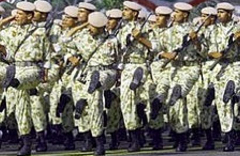 revolutionaryguards 224 (photo credit: AP [file])
