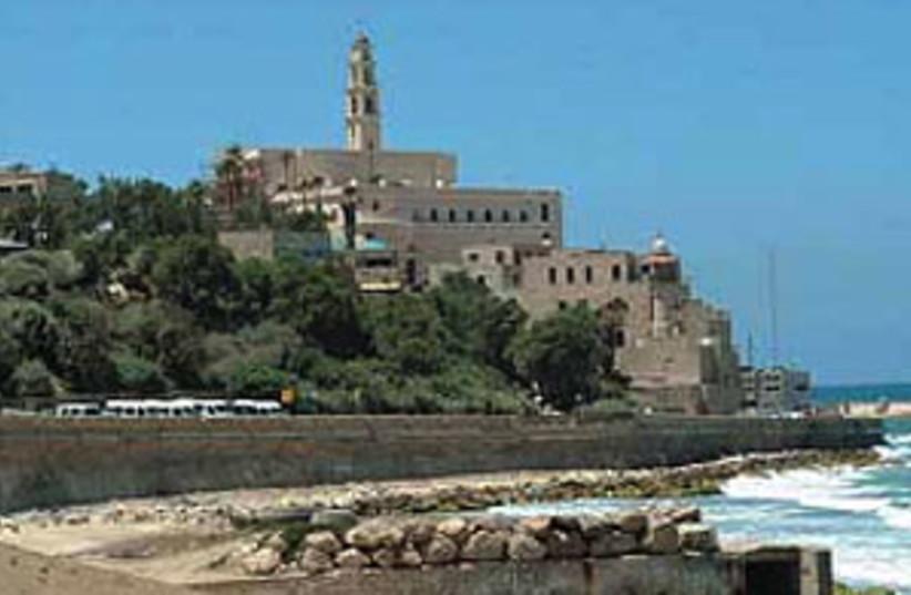 Jaffa - view (photo credit: LYDIA AISENBERG)