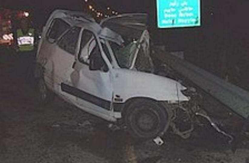 crash 224.88 (photo credit: ZAKA [file])