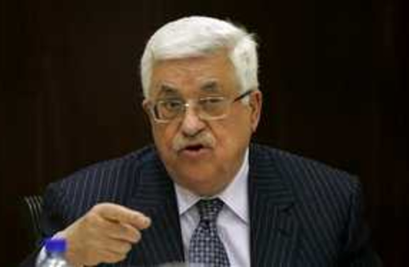 Abbas 311 AP (photo credit: AP)