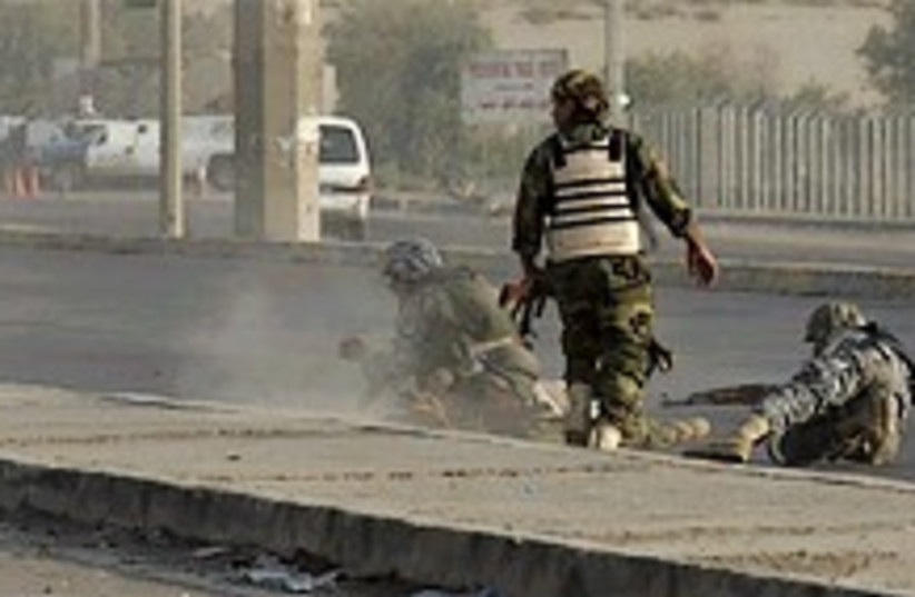 iraq attack 224.88 (photo credit: AP)