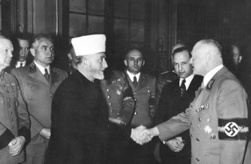 Nazis al Husseini 311 (photo credit: Courtesy)