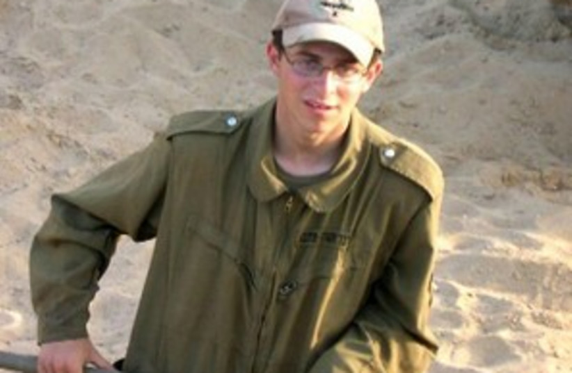 Gilad Schalit 298 88 (photo credit: Courtesy)