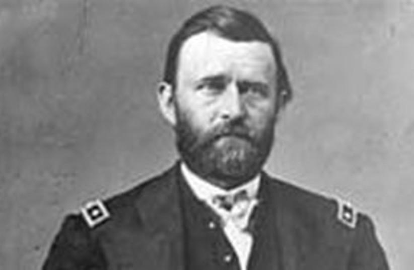 Ulysses S. Grant 311 AP (photo credit: AP)