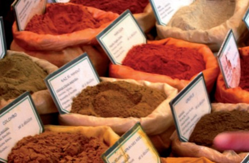 Spices 521 (photo credit: Courtesy)