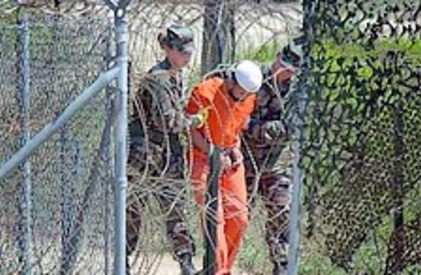 Guantanamo Bay 224.88 (photo credit: AP)