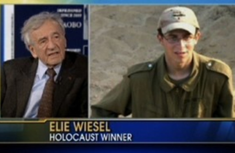elie wiesel holocaust winner_311 (photo credit: Fox News)