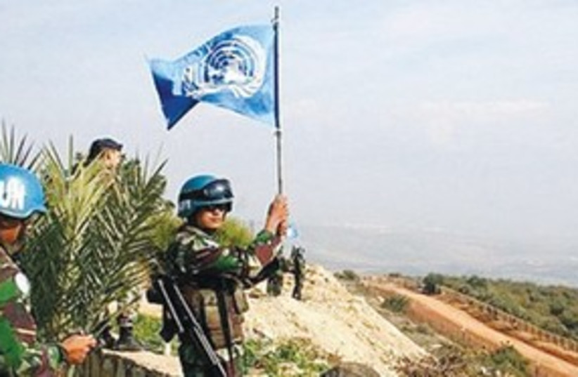 UNIFIL in Lebanon 311 (photo credit: Courtesy)