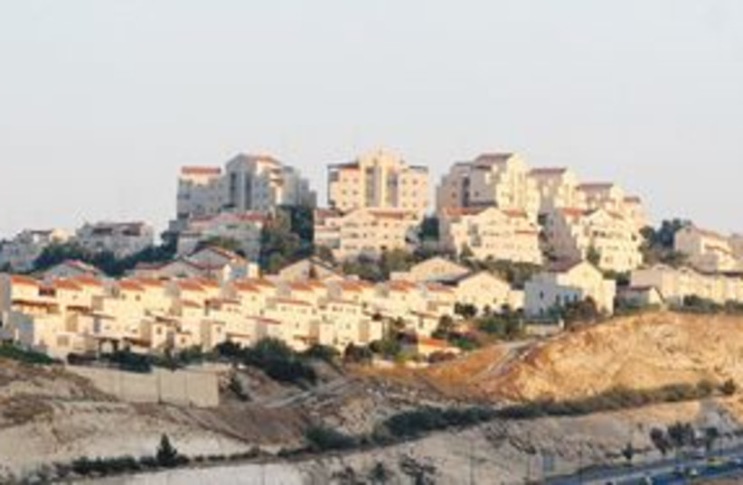 Maaleh Adumim 311 (photo credit: Ariel Jerozolimski)