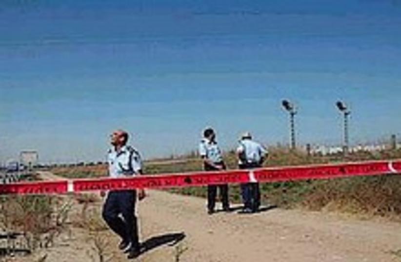 police 224.88 (photo credit: Israel Police)
