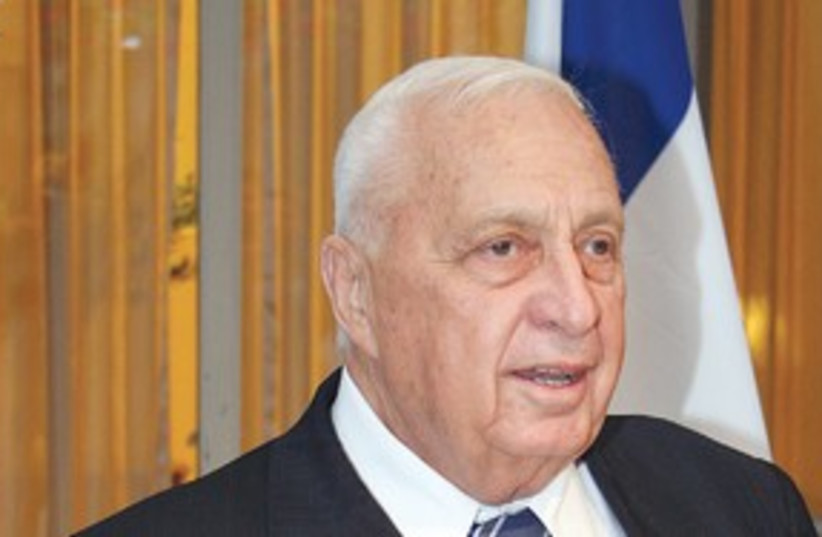 ariel sharon_311 (photo credit: Marc Israel Sellem)