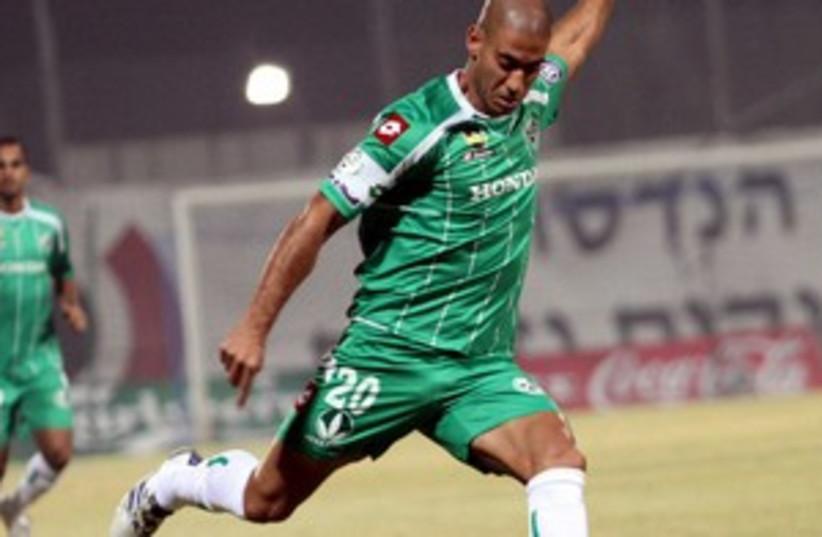 Yaniv Katan Maccabi Haifa_311 (photo credit: Adi Avishai)