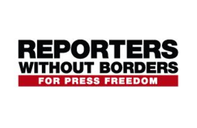 Reporters without borders 311 (photo credit: Courtesy)