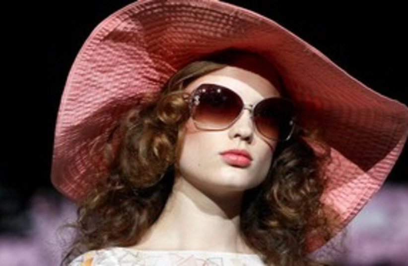 70s fashion 311 (photo credit: Associated Press)