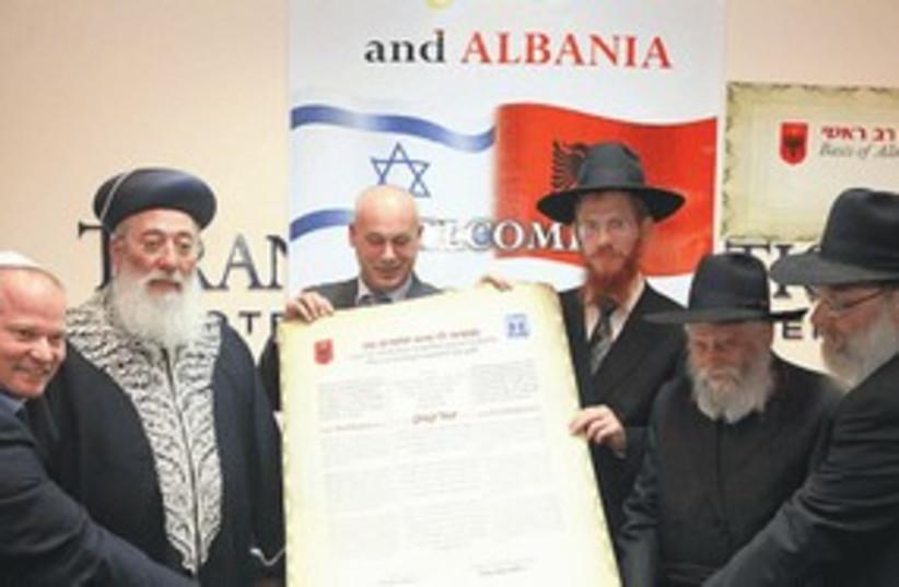 Albanian Jews 311 (photo credit: Chabad)
